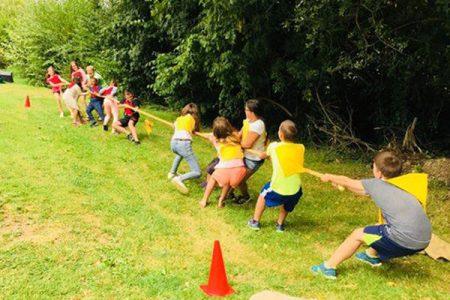 club enfant camping brest Finistère