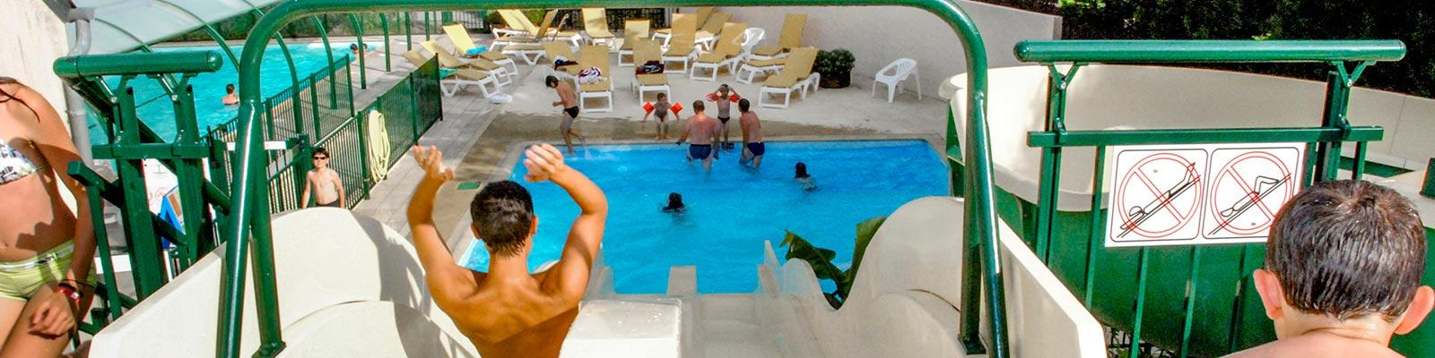 piscine toboggan camping parc aquatique brest