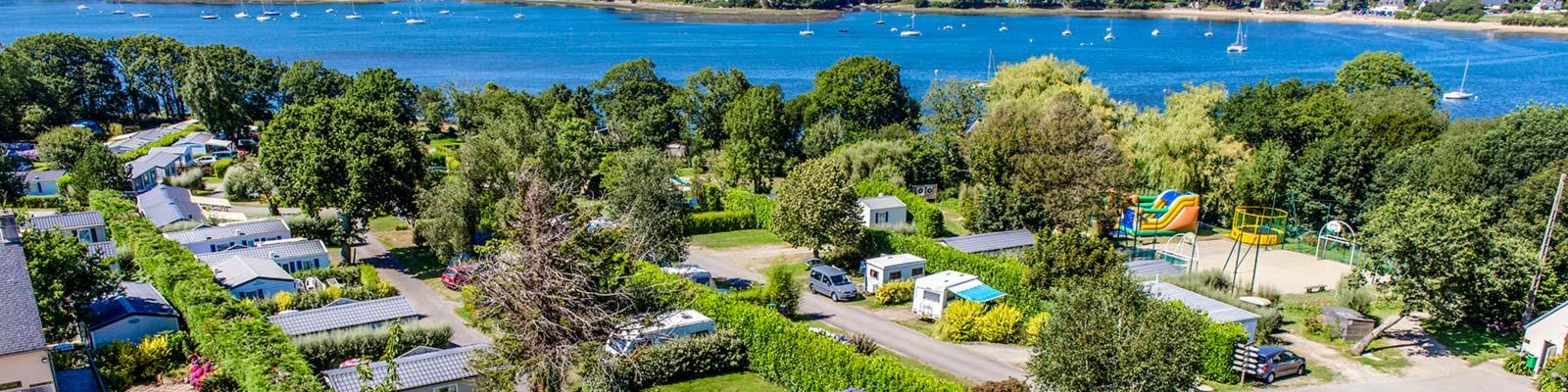 Camping Kerlouan Location Mobil Home Kerlouan Bretagne Nord