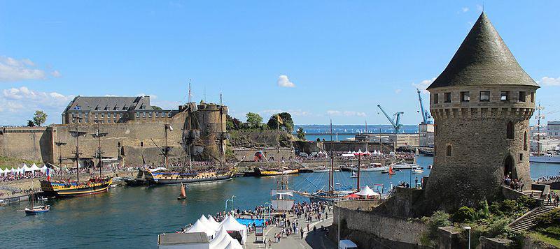 Tour Tanguy Brest